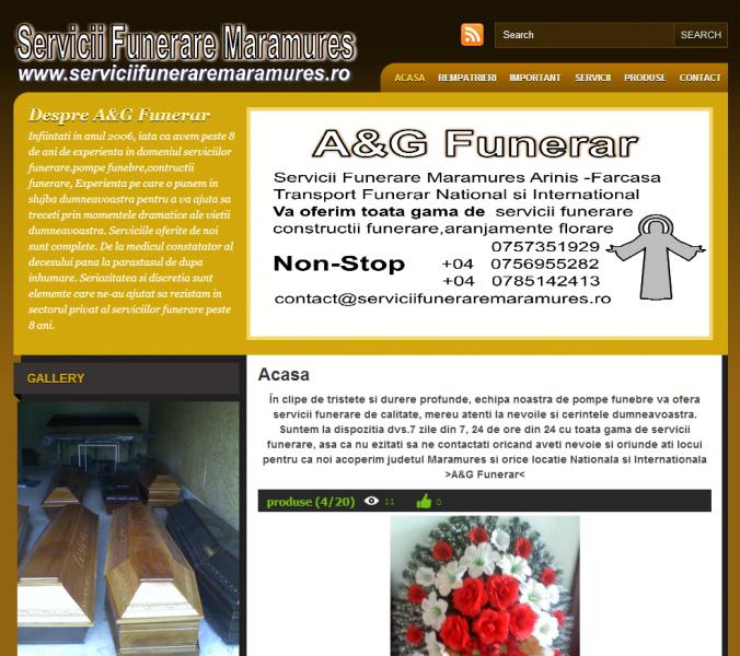 A&G Funerar